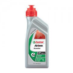 CASTROL ACT EVO SCOOTER 4T 5W-40 1L