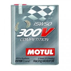 MOTUL 300V COMPETITION SAE 15W-50 2L