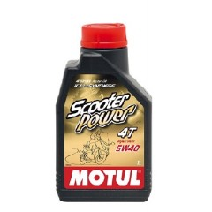 MOTUL SCOOTER POWER SAE 5W-40 1L